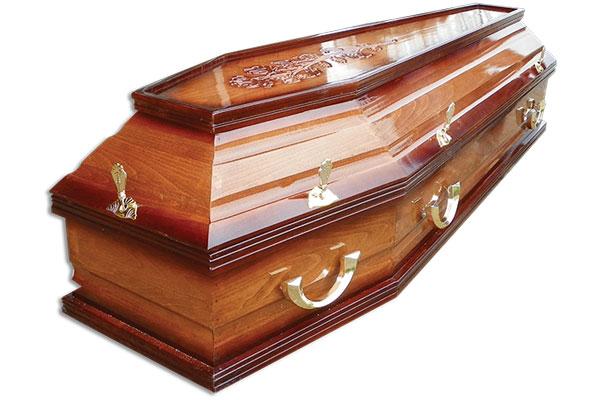 francuski pogrebni sanduk