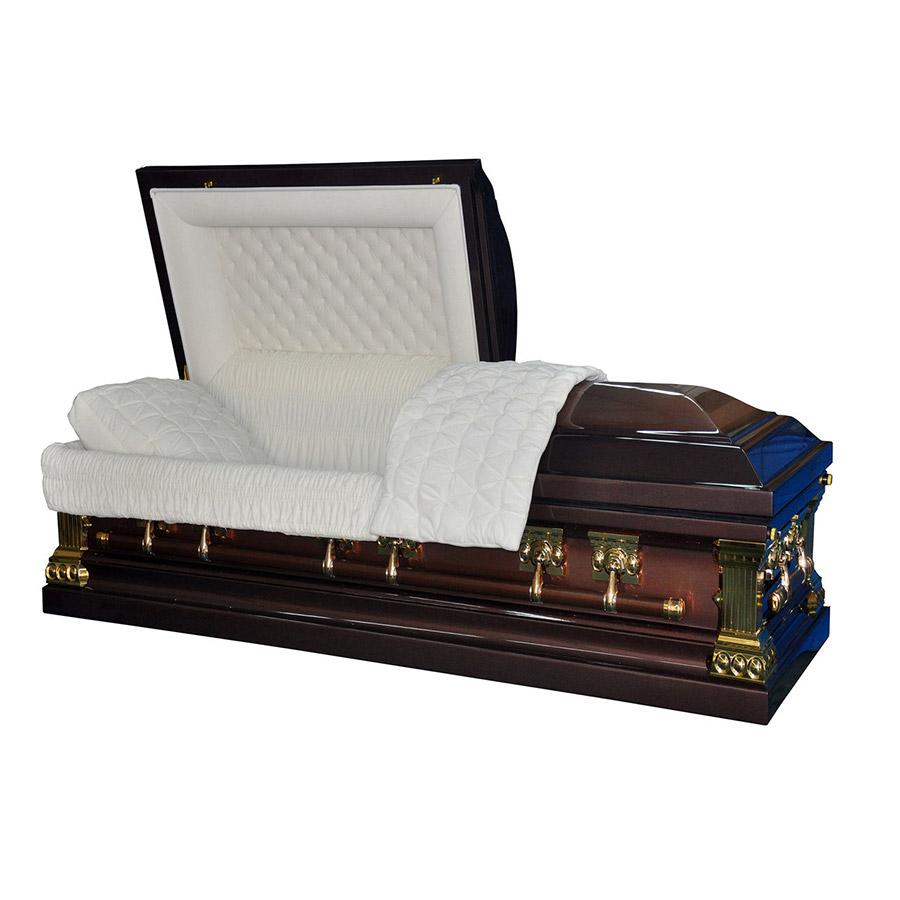 americki pogrebni sanduk - amerikanac